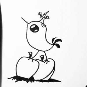 Little bird, come on, take these apples to my home, we will make a georgous tarte au pommes ! 😉🥧 . . . ☃️😉🐦 . . #kindershema #inktober #inktober2019 #inktoberchallenge #inktoberday31 #inktoberday31ripe #lastday #lastdayofinktober #jakeparkerinktober #jakeparkerinktober2019 #jakeparker #happy #cute #done #ripe #dots#dotted #symetrical #doodle #sketch#doodlesketch #gnomelife #gnome
